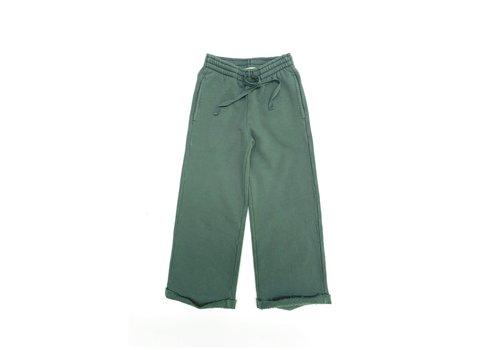 Long Live the Queen LONGLIVETHEQUEEN Sweatpants Dark Green