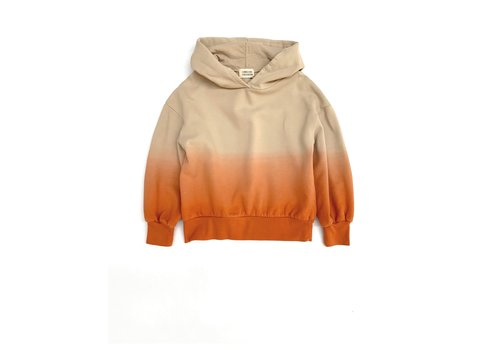Long Live the Queen LONGLIVETHEQUEEN Hooded Sweater Apricot
