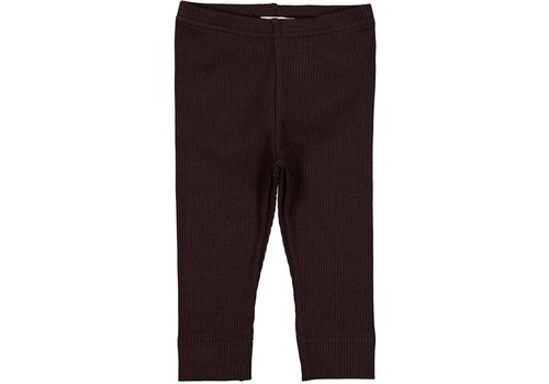 MarMar Copenhagen MarMar Copenhagen Leg Modal Pants Chocolate Brown