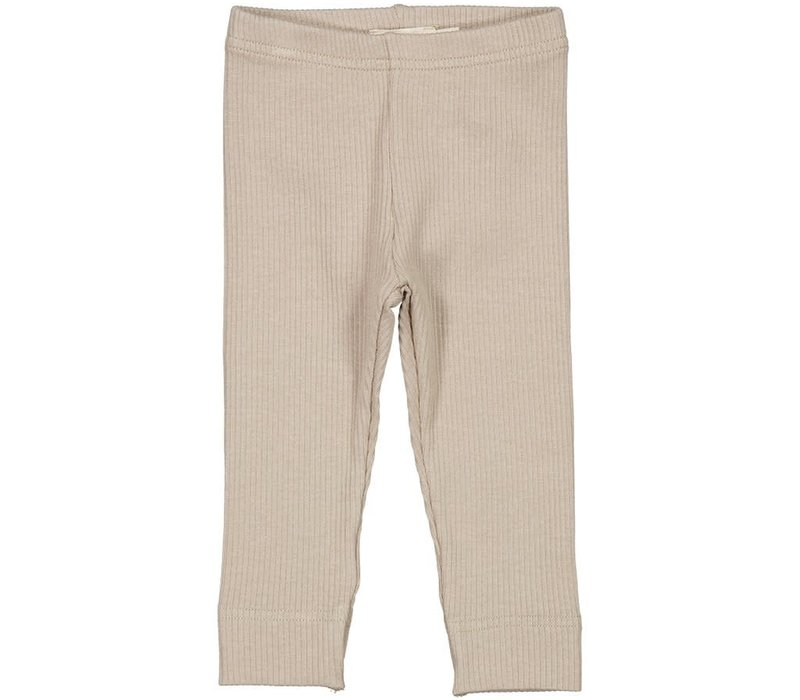 MarMar Copenhagen Leg Modal Pants Sandstone