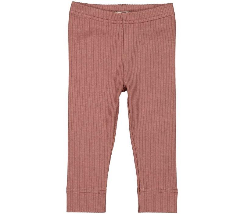 MarMar Copenhagen Leg Modal Pants Madeira Rose