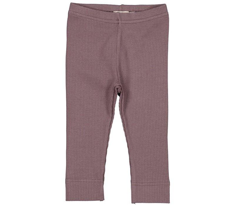 MarMar Copenhagen Leg Modal Pants Plum