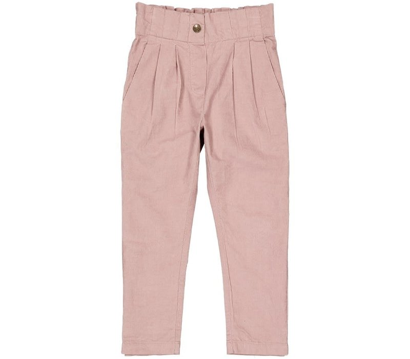 MarMar Copenhagen Patty Fin Cord Pants Airy Purple