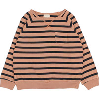 Buho Striped Sweatshirt