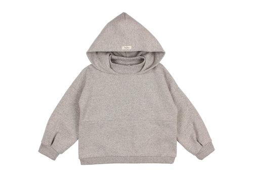 BUHO Buho Cozy Hoodie Sweatshirt Stone