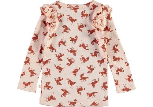 Molo Molo Emma Romper Mini Horse Jersey
