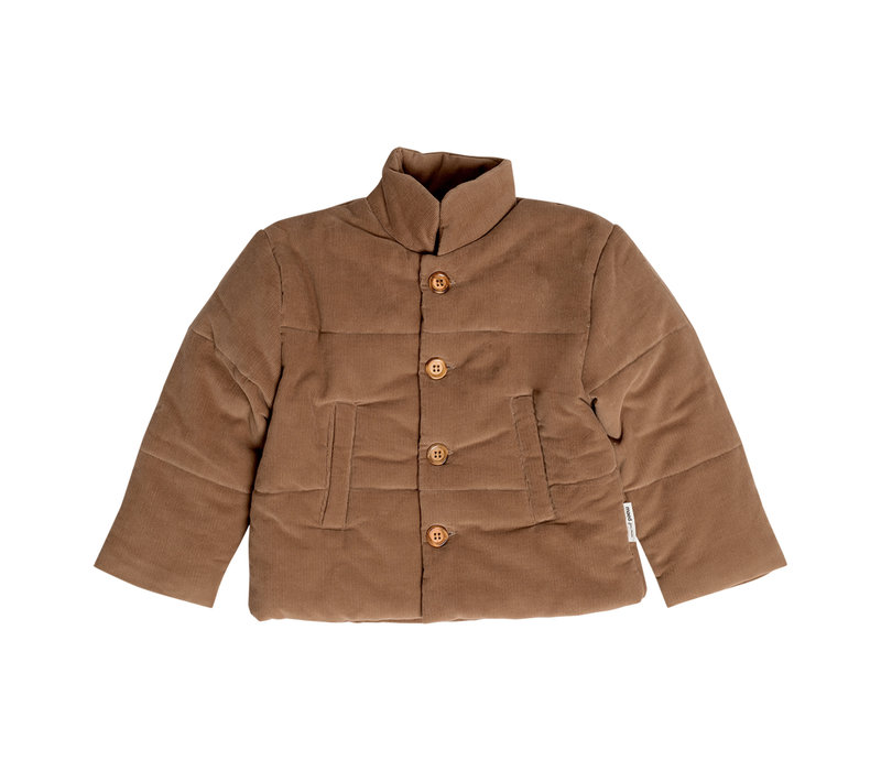 Maed for Mini Puffy Pangolin Jacket