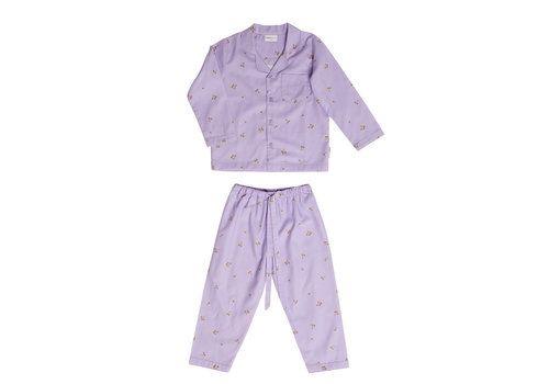 Maed for mini Maed for Mini Lilac Ladybug Pyjamas