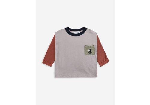 Bobo Choses Bobo Choses Doggie long sleeve T-shirt