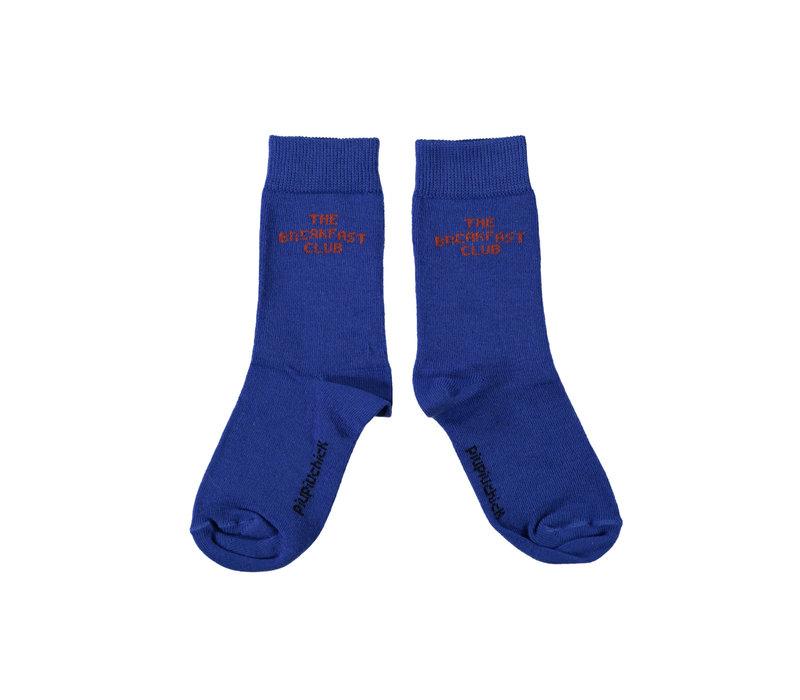 "Piupiuchick ""High socks with ""the breakfast club"""