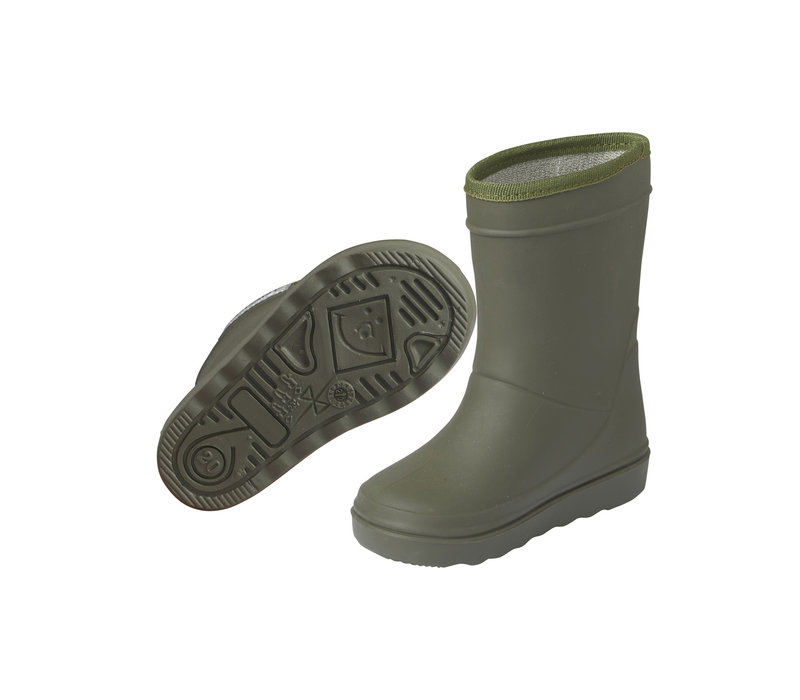 Enfant Thermo Boots Dusty Olive