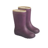 Enfant Thermo Boots Glitter Vineyard Wine