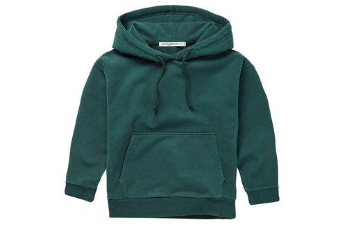 Mingo Mingo Hoodie Dark Emerald