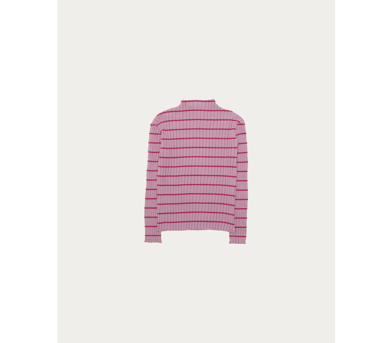 The Campamento Pink Striped T-shirt
