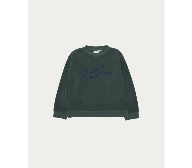 The Campamento Boogie-woogie Sweatshirt