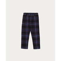 The Campamento Blue Checked Pants