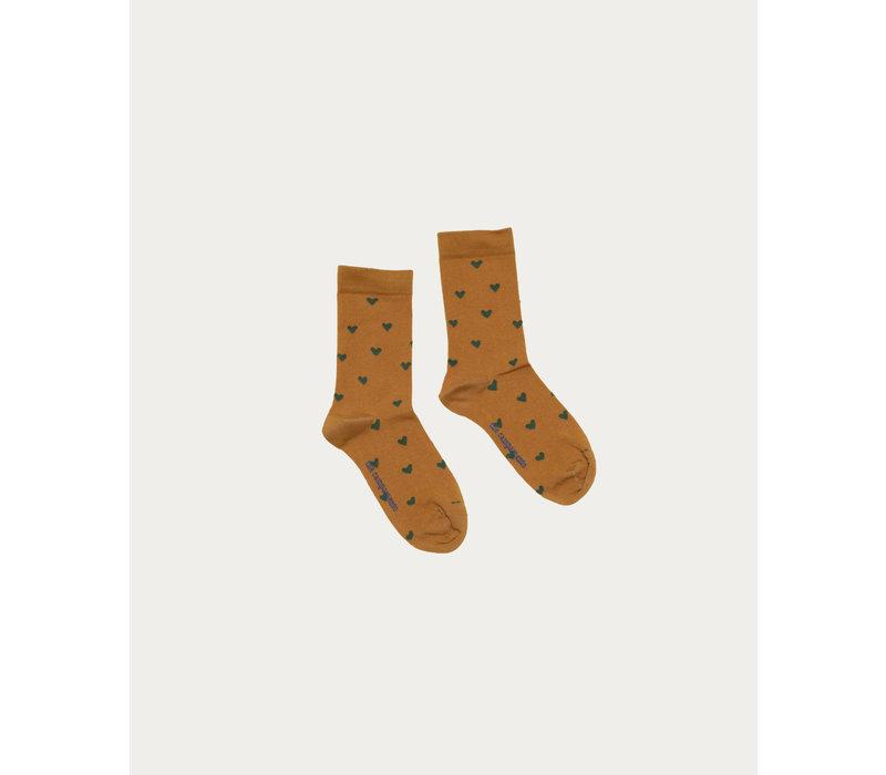 The Campamento Hearts Socks