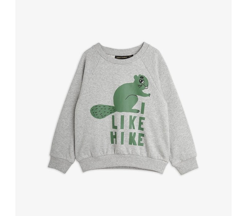 Mini Rodini Beaver Hike Sweatshirt