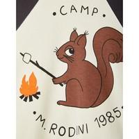Mini Rodini Camp M. Rodini  Raglan LS tee