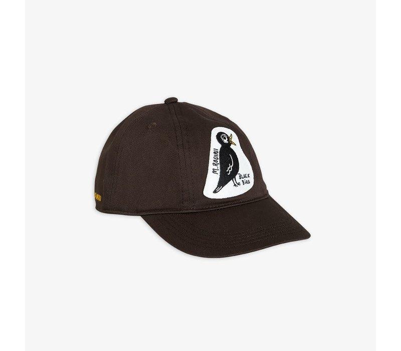 Mini Rodini Blackbird soft cap
