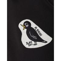 Mini Rodini Blackbird Sweatpants Black