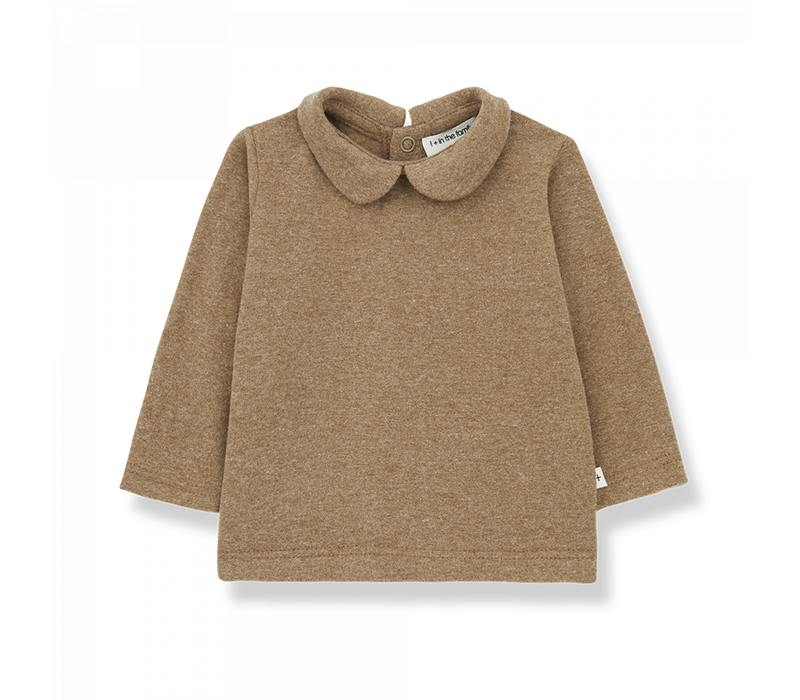 1+ in the Family Blouse Angelica Brandy