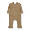 1+ IN THE FAMILY 1+ in the Family Jumpsuit Milos Brandy