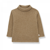 1+ IN THE FAMILY 1+ in the Family Ares Turtleneck Top Brandy