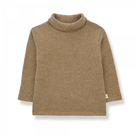 1+ in the Family Ares Turtleneck Top Brandy