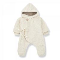 1+ in the Family Polar Suit Chantal Ecru