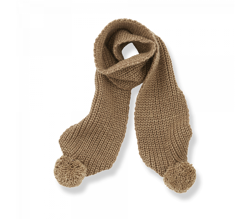 1+ in the Family Scarf Clyde bb Brandy