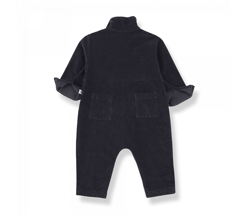 1+ in the Family Onepiece Gaia Charcoal