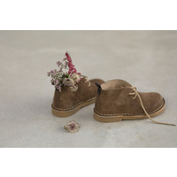 Phil and Phae Desert Boots Taupe