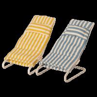 Maileg Beach chair set Mouse