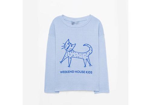 Weekend House Kids Weekend House Kid Cat t-shirt