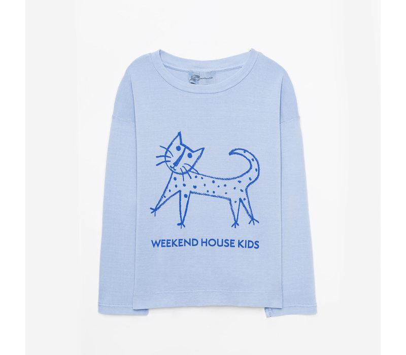 Weekend House Kid Cat t-shirt