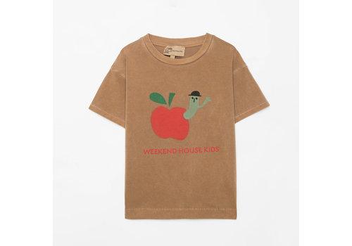 Weekend House Kids Weekend House Kid Apple t-shirt