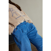 Weekend House Kids Blue Corduroy Pants