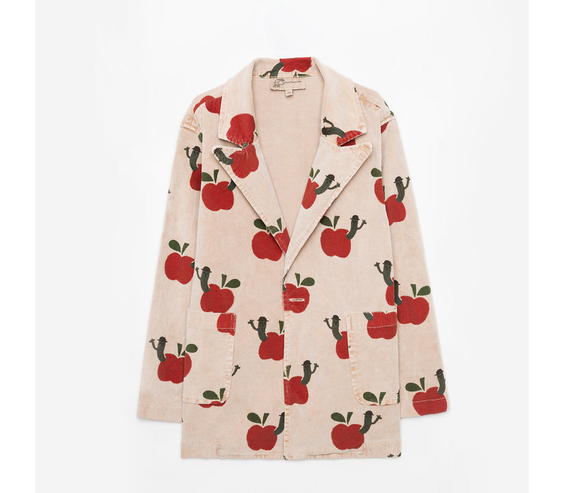 Weekend House Kids Apple Corduroy Tailored Jacket