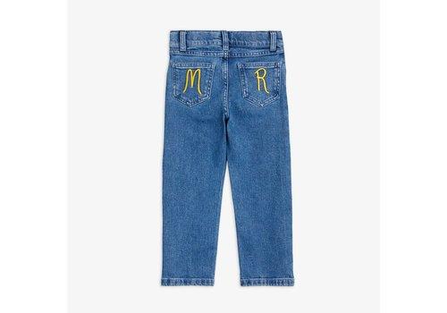 Mini Rodini Mini Rodini Straight Denim Jeans