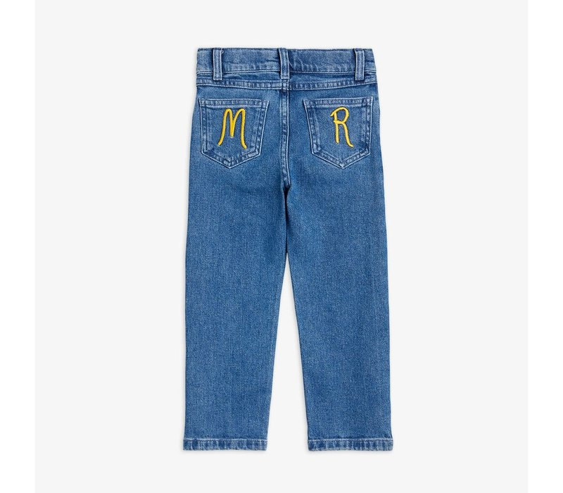 Mini Rodini Straight Denim Jeans