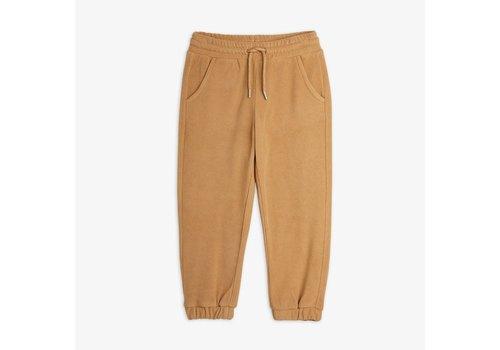 Mini Rodini Mini Rodini Fleece Trousers Brown