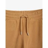Mini Rodini Fleece Trousers Brown