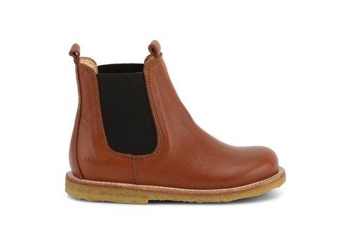 Angulus Angulus Chelsea Boot Cognac Brown 9207 101