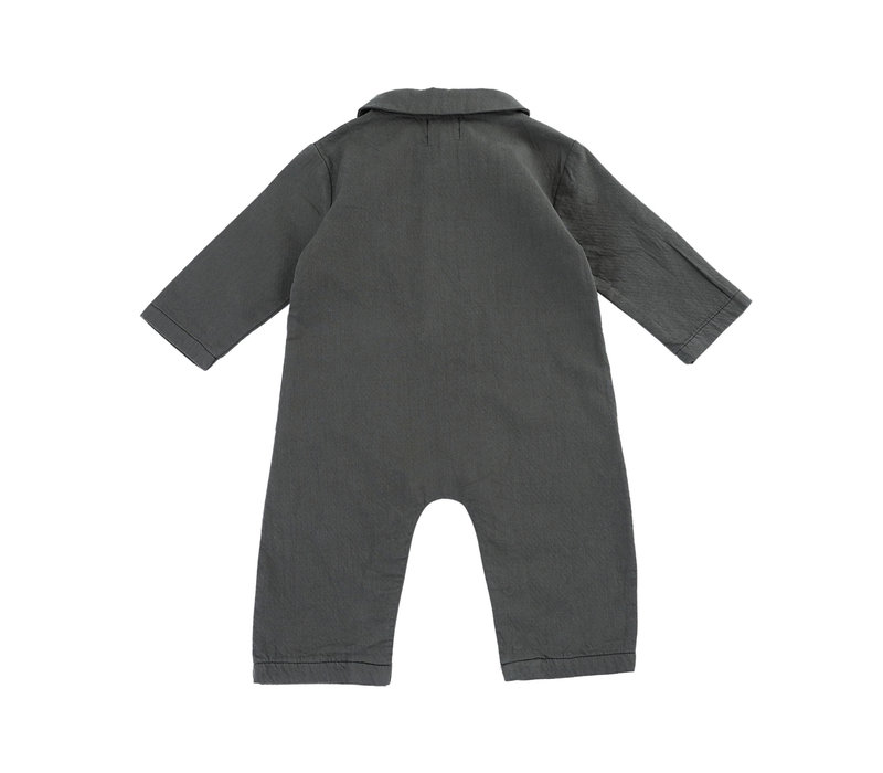 Donsje Froby Jumpsuit Dark Grey