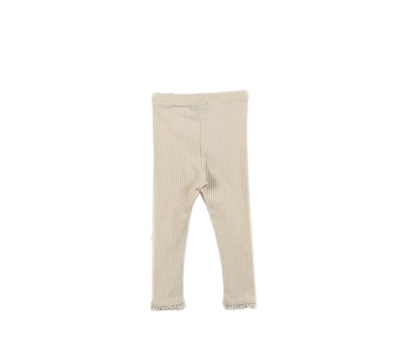Donsje Afke Leggings Cream Blush