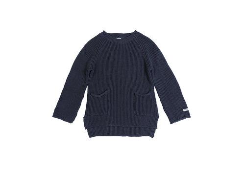 Donsje Donsje Stella Sweater Dark Petrol