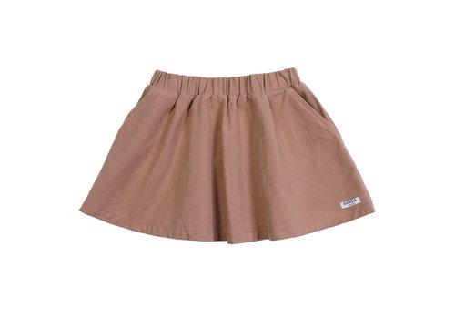 Donsje Donsje Cees Skirt Vintage Pink
