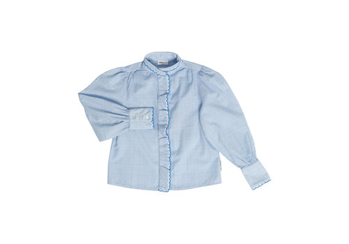 Maed for mini Maed for Mini Gingham Gibbon Blouse