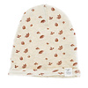 Riffle Riffle Hat mesh knit white